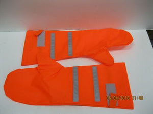 Ambidextrous High Visibility Safety Gloves