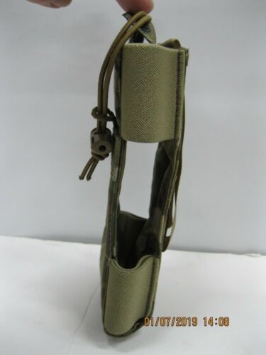 ISAP MOLLE MBITR Radio Pouch MultiCam * MADE IN USA