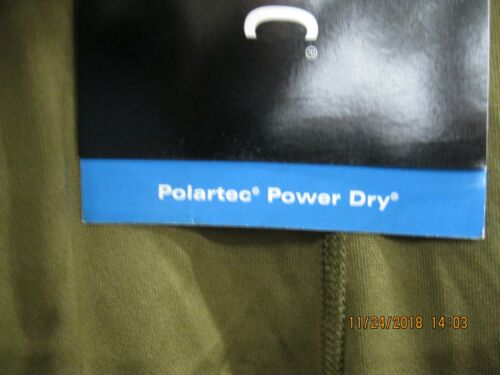 Peckham Polartec Power Dry Drawers Lg Reg Coyote * Made for USMC