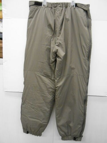 US Army PCU Level 7 Pants and Vest XL NSW SWCC SF Snowmobile