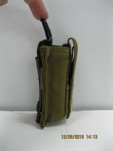 EAGLE 45 Single Mag Pouch MC-S45P-MS-COY * Coyote * Single Stack .45cal * 11/05