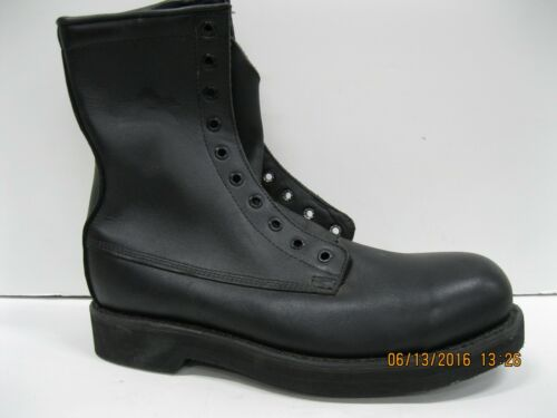 Addison Pilot's RIGHT BOOT ONLY. NOT A PAIR! Sz 9R w/ Safety Toe