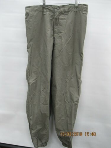 Patagonia Level 6 Trousers sz MR * GoreTex * Alpha Grey **NEW/OTHER