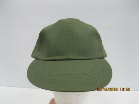U.S. Army CAP , HOT , WEATHER , sz 7 1/2 OG-507 *GENUINE * VINTAGE
