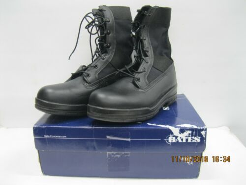 "Bates Jungle Boot 8"" LEA/Nylon 9 M *E00922 * Woverine DuraShock"