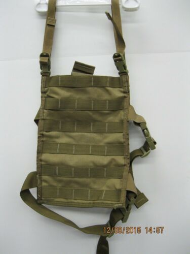 MOLLE Leg Panel Coyote NSW SWCC SEALs SF PJ