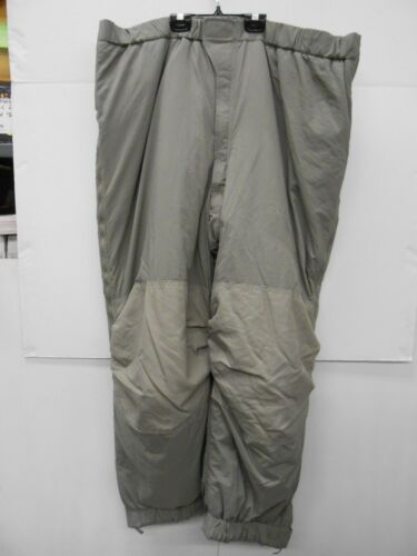 U.S.ARMY PCU Extreme Cold Pants XXL - Long Alpha Green-Grey *NWOT*