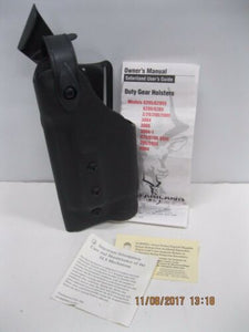 SafariLand 6004-776 SIG LITE Tactical Duty Holster Left Hand