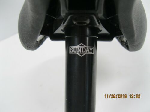 SUNDAY Bicycle Seat TRIPOD Seat System