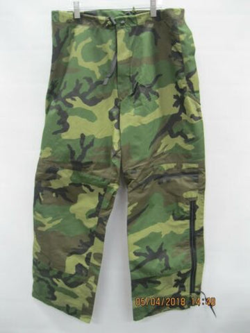 USGI Goretex Pants Woodland SR