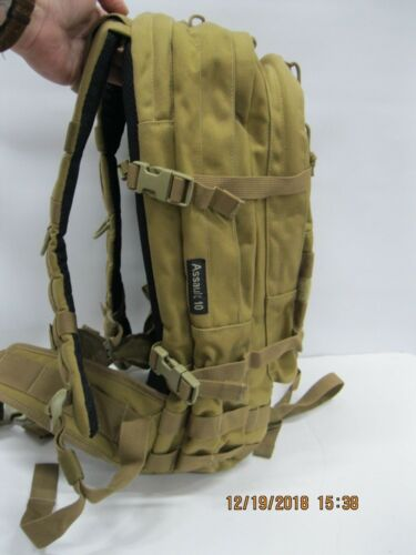 SOURCE Hydration ASSAULT 10 Cargo Backpack **NEW/OTHER