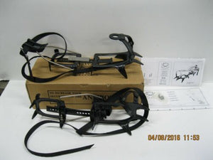 Grivel G10 new matic (black) Crampons #072.52 New In Box