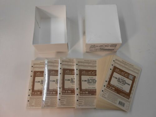 BOX OF 5 Rite in the Rain 962T All-Weather UXO/IED Loose Leaf, Tan 100 Sheets