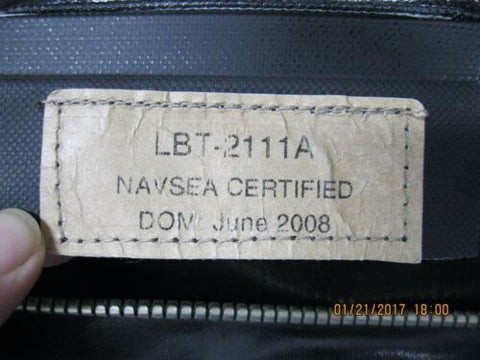 London Bridge Trading Waterproof Bag #2111A * READ for Condition