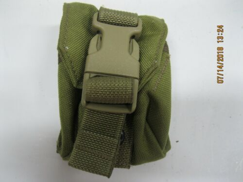 Old Gen EAGLE Khaki Pouches 6pcs * ALL ARE 2008 **READ FOR CONTENTS