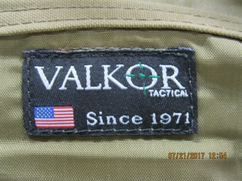 VALKOR Hydration Carrier Coyote * NSW PJ SOF * SOURCE Bladder *NWOT