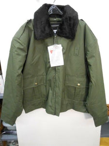 United Security Apparel 3XL Thinsulate Jacket w/ Removable liner and fur collar