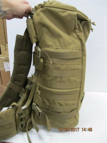 t3 Gear Tora Bora Back Pack Coyote ** 3-day **Tri-zip