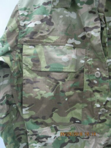 Crye G3 MultiCam Field Shirt MD-L APR-FSE * Medium Long * NyCo * NWOT