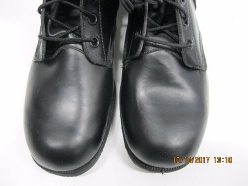 Vintage Viet Nam Boots sz 10R RUNNING W * FLYING W * NOS * All Leather Upper