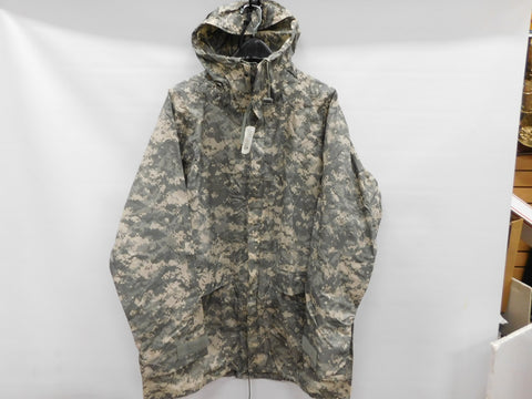 ACU Improved Rainsuit Parka Small