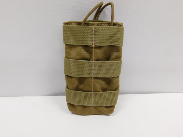 BDS Single 556/223 Bungee Top Pouch * Khaki * MOLLE