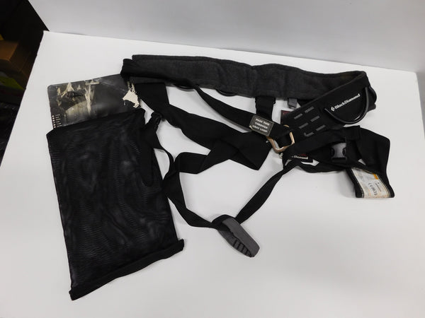 Black Diamond BOD Harness sz Large  # BD650020