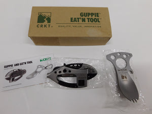 CRKT Guppie MultiTool & Eat n' Tool NIB