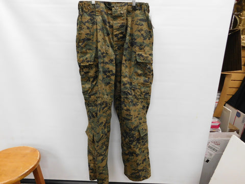 USMC Woodland FROG MARPAT MR Trousers * NWT