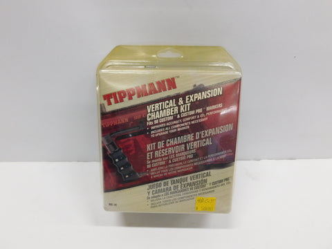 TIPPMANN 98 Custom Vertical & Expansion Chamber Kit * NOS NIP
