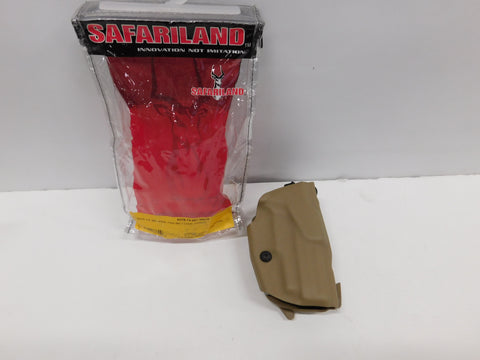 "Safariland 6378-74-551-MS15 W/ ALS Paddle Holster SIG 3.9"" P228/P229 STX Tactical"