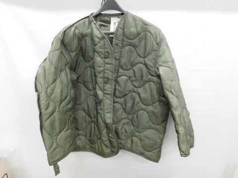 Genuine USGI M65 Field Coat Liner XL Foliage * NWT