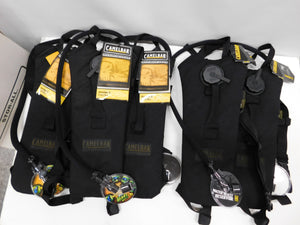 Camelbak Thermalbak 70 oz / 2L Black 5pcs *NWT * Complete * DEALER SPECIAL