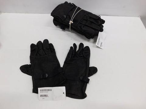 Genuine USGI Mens & Womens Light Duty Leather Gloves sz4 5pr* USMC Shooting Glove