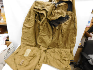 USMC 3S Sleeping Bag & 3S Bivy Coyote