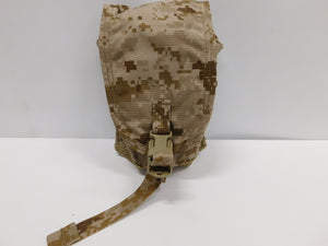 Eagle Ind AOR1 Canteen/GP Pouch * NOS * CTP-1L/NG-RF/D-SB-MS-5A1  * 05/10