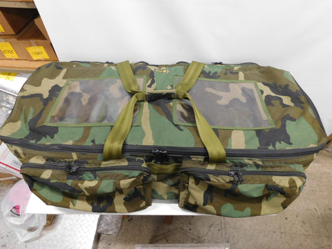 London Bridge Trading oldgen Large Load Out Deployment Kit Bag Woodland * Backpack