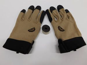 Line Of Fire SCOUT Touch Screen Gloves LG