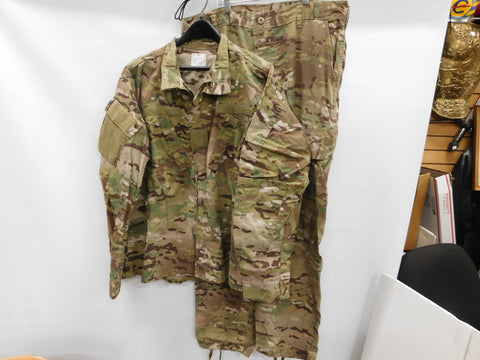 US Army Multicam Set LR    *set #2