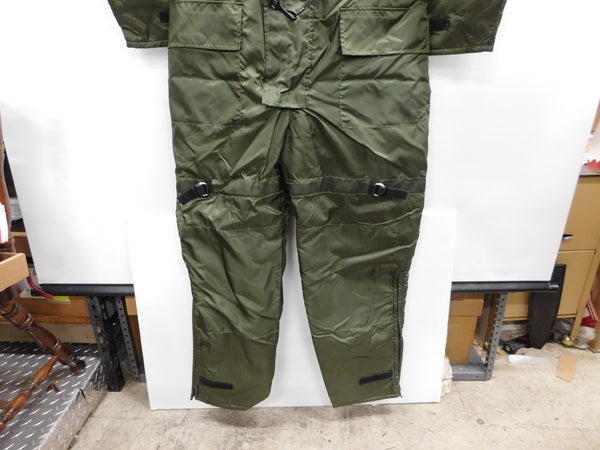 MUSTANG SURVIVAL Anti-Exposure Coverall TYPE V PFD sz LG  Green * NWOT