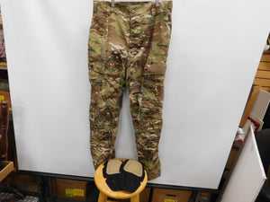 US Army FR Combat Pants OCP MultiCam Med Long WITH CRYE Knee Pads