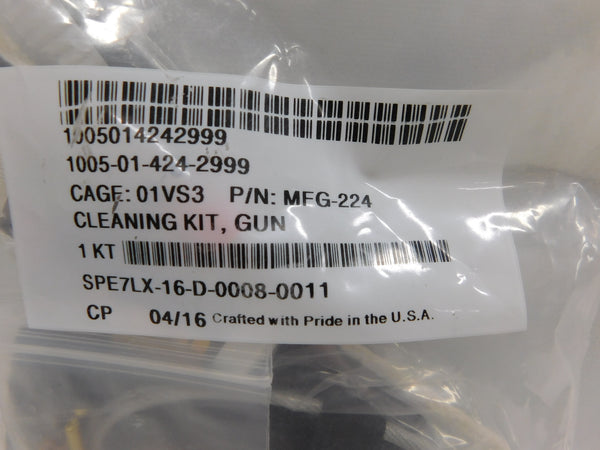 OTIS Buttstock Cleaning Kit MFG#224  5.56/.223