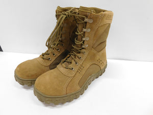 Rocky S2V Safety Toe Combat Boots sz 6M Coyote * New Without Box