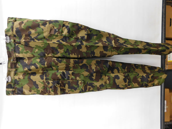 Swiss-NATO 3pc Camo Set sz XXL * Jacket/Hat/Pants ** RARE