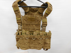 TAG Gladiator Chest Rig Coyote