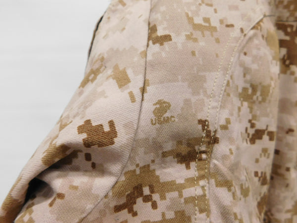 USMC Inclement Weather Combat Shirt DES MARPAT MR