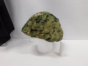 USN NWU Type III Helmet Cover sz Lg/XL ** READ