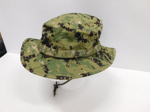 USN NWU Type III Boonie Hat sz 7.75   * New Other  - has name written on label