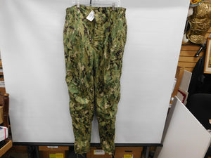 U.S. Navy NWU Type III Pants X-Large / X-Long  NWT  *Woodland Digital * Same as AOR2 BUT W/A.C.E.