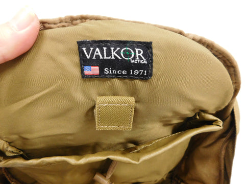 Valkor Helium Lightweight Backpack Coyote * RARE ** NSW